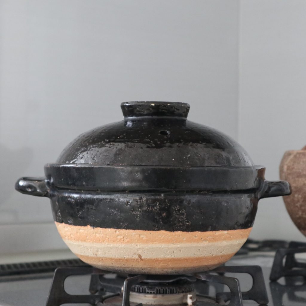 長谷園 炊飯土鍋「かまどさん」