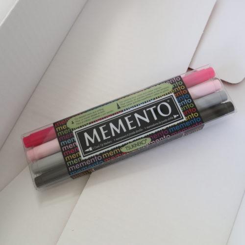 メメントマーカー4色セット