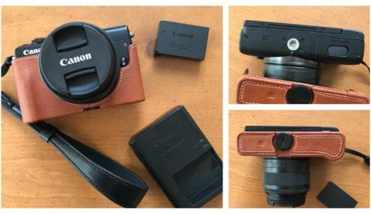 キヤノンEOS M100を5ヶ月ほど使って気付いた「ミラーレスカメラの弱点」