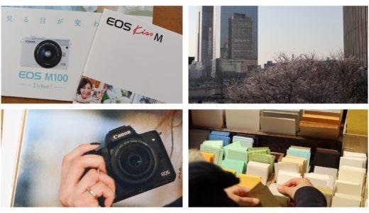 canonの新しいミラーレスカメラ、EOS Kiss MとM100。どっちを選ぶべきかまたまた考える